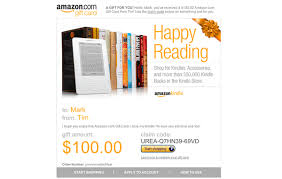 kindle gift cards from amazon now available