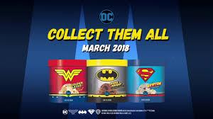 super hero ice cream you