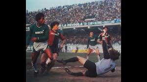 Avellino-Genoa 2-0 (24°, 1982/83) - YouTube