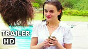 THE KISSING BOOTH Official Trailer (2018) Joey King, Molly ...