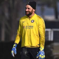 Inter back-up goalkeeper Tommaso Berni... - SOCCER WORLD NEWS HQ ...