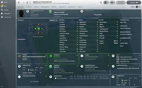 Manolo Portanova in Football Manager 2018