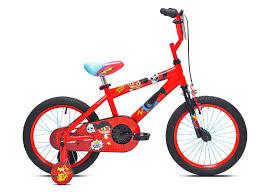 ryan s world 16 red titan boy s bike