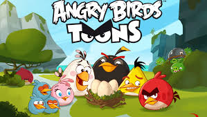Angry Birds get their own cartoon network