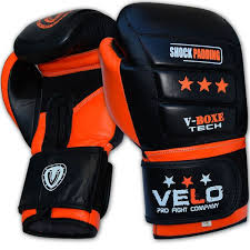 velo boxing gloves wraps mma pads kids