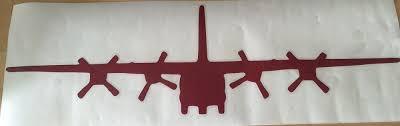 C 130 Hercules Vinyl Decal C130 Hercules Car Sticker Hercules Car Decal C 130 Hercules Car Decal Air Force C 130 Sticker Vinyl Decals Cricut Creations Etsy