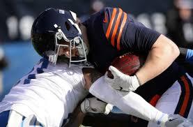 Chicago Bears: PFF ranks Adam Shaheen best tight end of Week 11