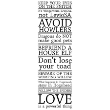 Wizard Rules Vinyl Wall Decal By Vinyllettering On Etsy Educational Wall Art Wizard S Rule Vinyl Wall Decals