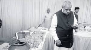 Outsider Inside: Praveen Jain's work offers an intimate look at an older,  less guarded era of Indian politics | Eye News,The Indian Express