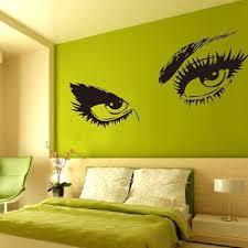 Badpiggies The Beautiful Eyes Wall Sticker Vinyl Art Decal For Home Bedroom Mural Decor 19 X 22in Walmart Com Walmart Com