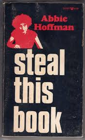 Steal This Book | Abbie Hoffman | First Edition