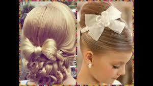 اجمل تسريحات تسريحات شعر للاطفال للافراح