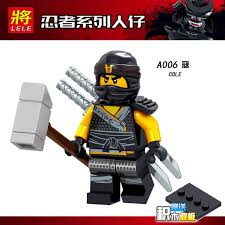 Minifigures Ninjago Các Mẫu Nhân Vật Harumi Samurai X Lya Lloyd Jay Kai  Zane Cole Lele C001 C002 C003