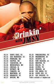"JMSN - 'Drinkin' With JMSN Tour"" Tickets on Sale Friday.... | Facebook"