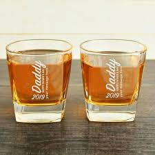 personalized engraved whisky glasses