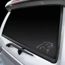 Carolina Panthers Chrome Window Graphic New Silver Sticker Decal Car Auto Nfl Ebay