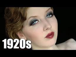 1920s makeup tutorial