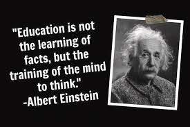 albert einstein famous quote photograph by peter nowell