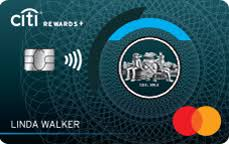 rewards credit card citi rewards