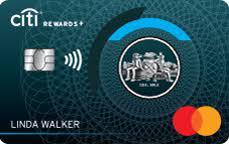 student credit card citi rewards