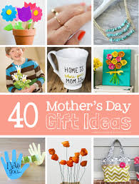40 homemade mother s day gift ideas