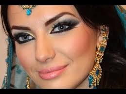 makeup tutorial exotic arabic makeup