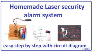 wiring diagram for home security system