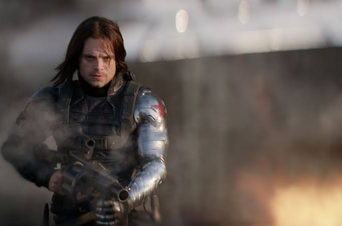 Interactions Between Winter Soldier and Captain America