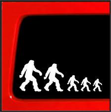Buy Sasquatch Stick Figure Family Bigfoot Vinyl Decal Sticker Funny Nobody Car New In Cheap Price On Alibaba Com