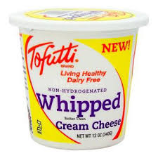 whipped better than cream cheese by
