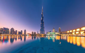 تحميل خلفيات برج خليفة دبي ناطحة سحاب العمارة الحديثة الإمارات