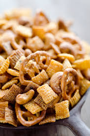 buffalo ranch snack mix party chex mix