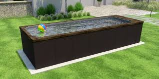 small above ground pools everything