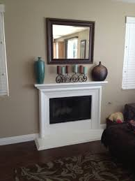 custom mantel in murrieta television