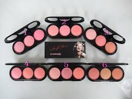 mac lady a blush makeup whole