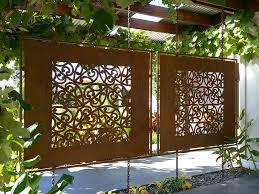 metal wrought iron garden outdoor