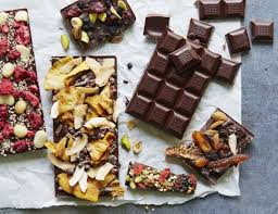 how to make homemade chocolate bars