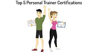 personal trainer certification programs