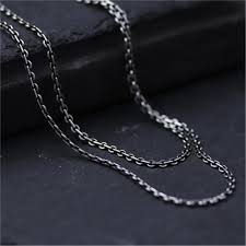 solid 925 sterling silver 2mm width