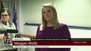News Conference: Wisconsin Elections Commission - WisconsinEye