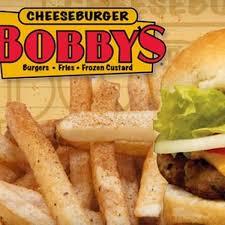 5 for eats at cheeseburger bobby s
