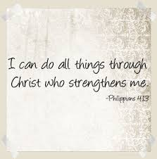 Do All Things Through Christ Wall Decals Trading Phrases