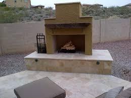 fireplace your diy outdoor fireplace