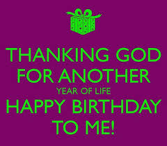 funny birthday wishes for myself