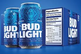 bud light premieres on pack nutrition facts