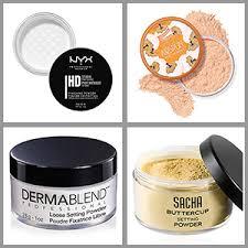 5 best setting powder for