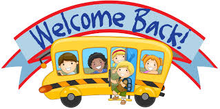 School welcome back clipart - Clipartix