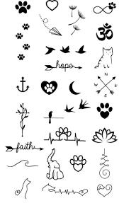 Love These Maly Tatuaz Tatuaz Rysunki