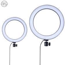 Đèn LED vòng tròn hỗ trợ chụp ảnh giảm chỉ còn 168,260 đ