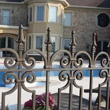 Wrought Iron Fence Houzz